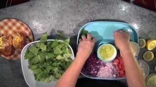 Lemon Olive Oil Salad Dressing