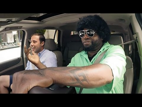 David Ortiz Hilariously Goes Undercover As Lyft Driver In Boston