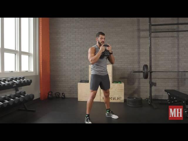 Los nueve mejores ejercicios con kettlebells o pesas rusas para ...