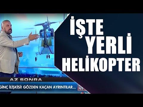 Mete Yarar ilk yerli helikopter T625'i anlattı