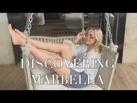 3 days in Marbella   Travel Vlog