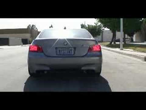 Download Dixis Titanium Exhaust on BMW E60 M5