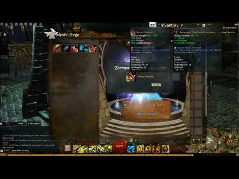 Guild Wars  Weapon Crafting Farming