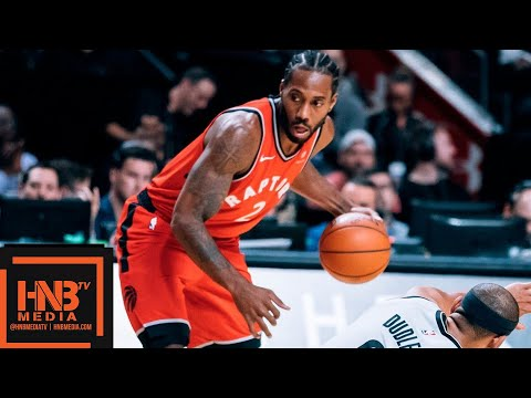 Toronto Raptors vs Brooklyn Nets Full Game Highlights | 10.10.2018, NBA Preseason