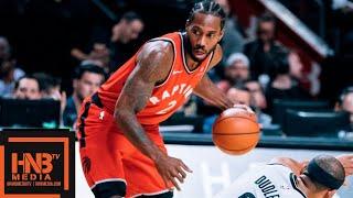 Toronto Raptors vs Brooklyn Nets Full Game Highlights | 10.10.2018, NBA Preseason