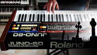 Roland Juno-60 Analog Synthesizer