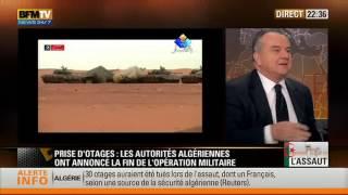 Alain Marsaud, député, spécialiste de l'antiterrorisme: «le pouvoir algérien ment »