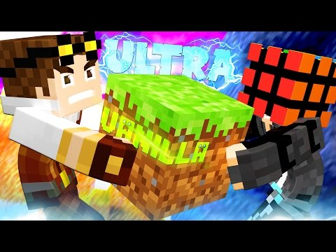 GABBY MI HA RUBATO IL MONDO!! - Minecraft ULTRA VANILLA Ep. 1