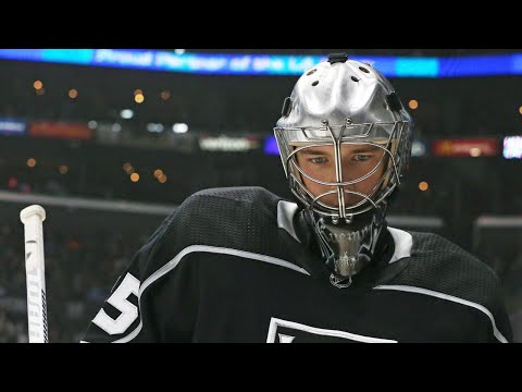 Kings surprise with trade of goaltender Kuemper to Coyotes