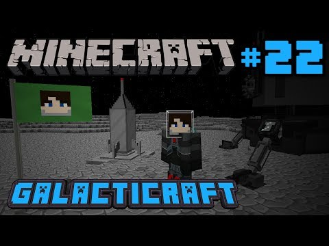Minecraft 1.6 FTB: Galacticraft - S2E22 - Oxygen Supply