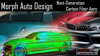 [4K] Worlds First Modular Carbon Fiber Aero Kits by Morph Auto Design