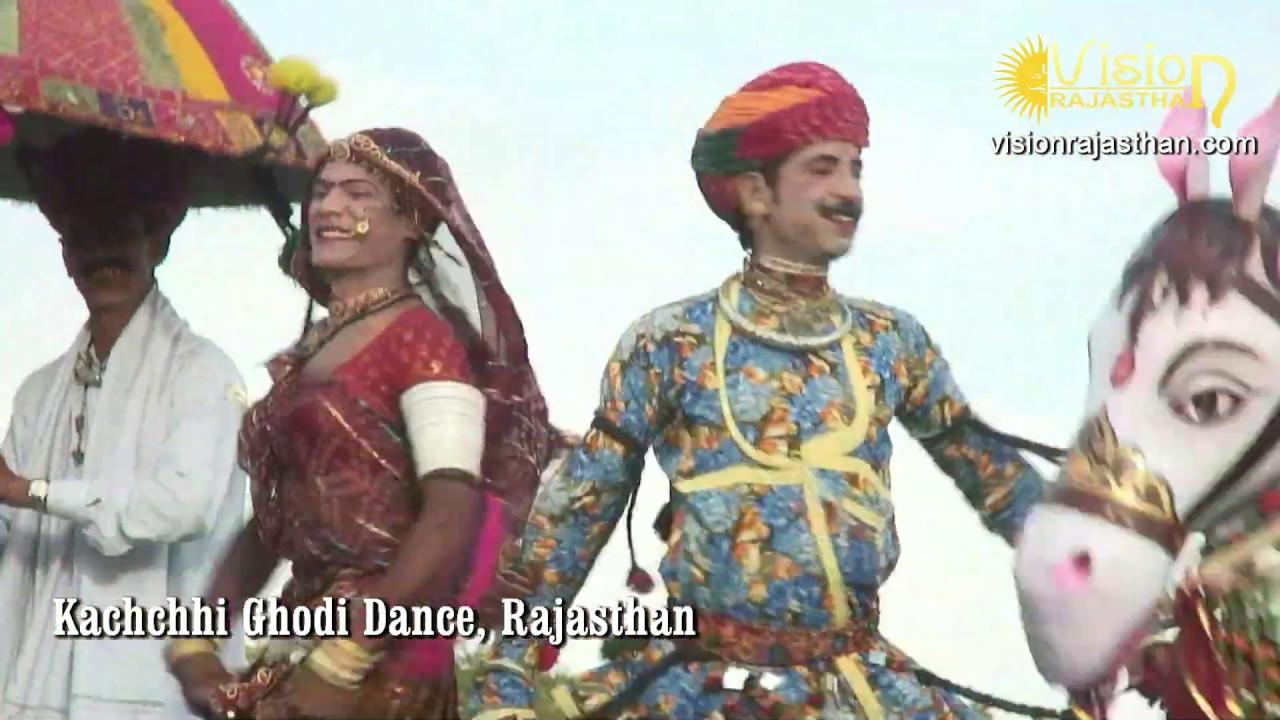 Kachchi Ghori Dance, Rajasthan