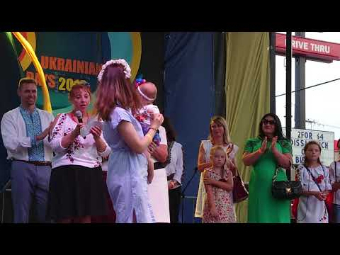 Ukrainian days in Chicago Ukraine Village