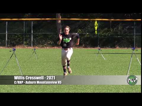 Willis Cresswell - PEC - 60 - Auburn Mountainview HS (WA) - July 25, 2018