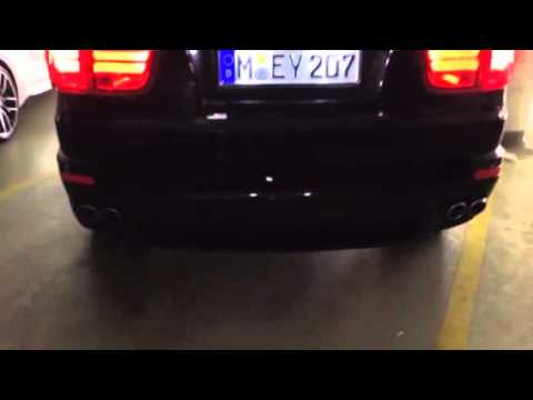 BMW X5 48i Eisenmann Sound