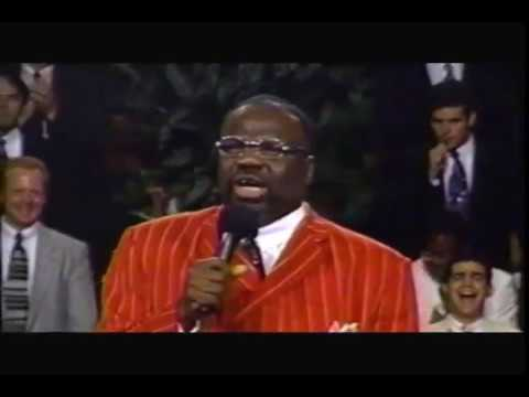 Bishop T.D. Jakes Preaching Back In The Day