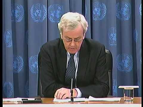 UN Humanitarian Chief back from Yemen, Philippines, Indonesia and Uganda
