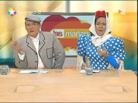 """""""Els matins"""" a Espanya - Polònia -TV3"""