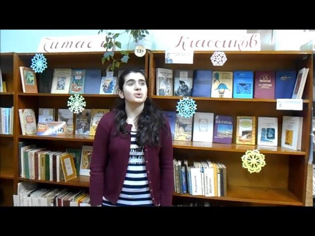 Изображение предпросмотра прочтения – СюзаннаБасенцян читает произведение «Тучи» М.Ю.Лермонтова