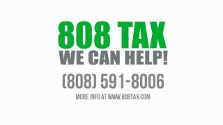 808 Tax - Hawaii Tax Filing