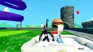 Chuột Mickey và Vịt Donald Đi Chơi Công Viên Nước   Nhạc Thiếu Nhi Tiếng Anh Vui Nhộn