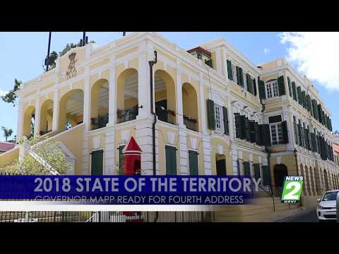 2018 State of the Territory