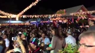 2015 New Year Celebration, Freeport, Bahamas