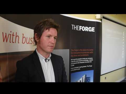 Business Exchange with Formula 1's Rob Smedley
