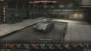 World of Tanks CZ (66.díl) - PzKpfw V Panther