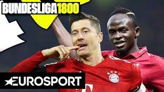 FC Liverpool vs. Bayern in der Champions League: Das sind die Schlüsselduelle | Bundesliga 1800