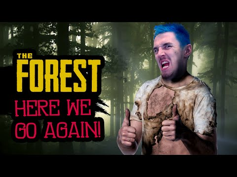 Here We Go Again! - The Forest: Pro Edition! [1]