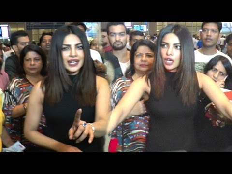 Reporters Make Priyanka Chopra ANGRY - What She Does Next Will Blow Your Mind