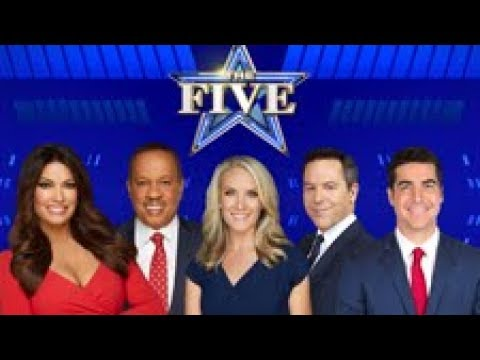 The Five 11/8/17 Fox News Channel 5PM