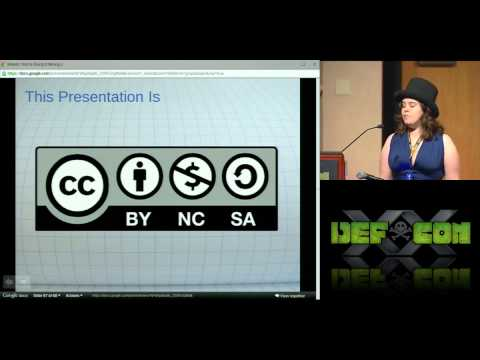 DEFCON 20: Robots Youre Doing It Wrong 2