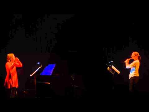 Flute VS flute de Andrew Staniland