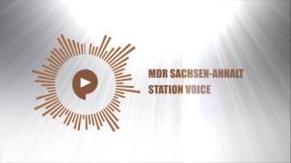 Sprecher Markus Kästle - MDR Sachsen Anhalt (Station Voice)