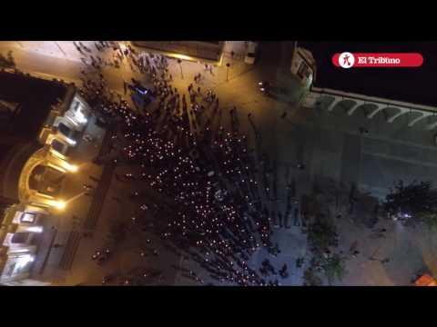 Viernes Santo: Vía Crucis por las calles de la Ciudad