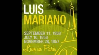 Luis Mariano - Maman, la plus belle du monde (Live 1957)