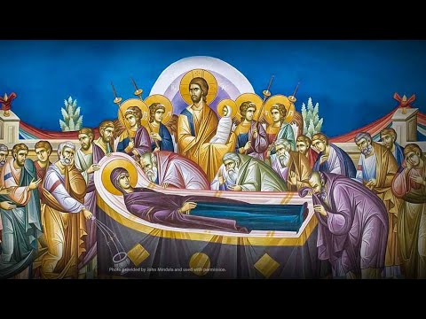 Mary in the Dormition Homilies