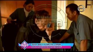 Susy Díaz y Florcita lloran por la diabetes de Augusto Polo Campos