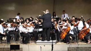 John G. Althouse, Crescendo2011- Honour Orchestra_Fanfare For The Common Man.f4v