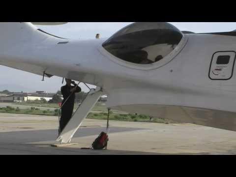 PBY Catalina walkaround and inside visit - Festa al Cel Barcelona Airshow 2010