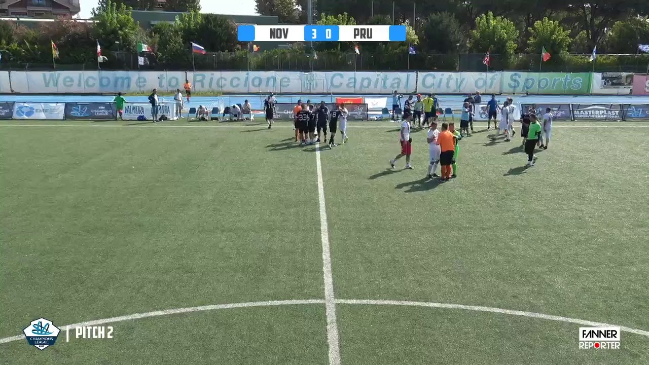 EMF Champions League 2019 - Pitch 2 (Day 3)