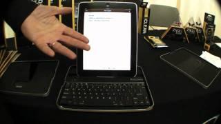 zaggmate for ipad aluminum case with bluetooth keyboard