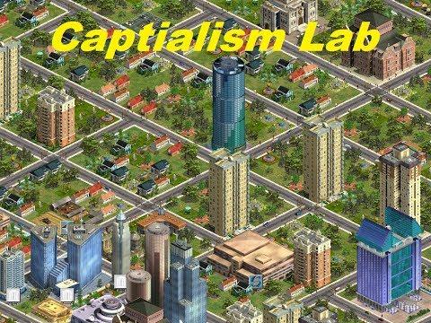 Capitalism Lab Beginn eines Unternehmens Folge 1