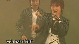 Shinhwa - Shooting Star, 신화 - 슈팅 스타, Music Camp 20040918