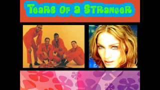 """Madonna vs Smokey Robinson """"Tears Of  A Stranger"""""""
