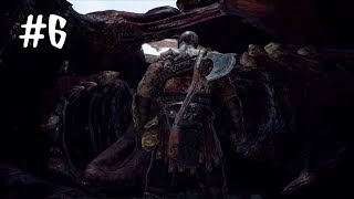 God Of War 4 PS4 - Part 6 - DRAGON SLAYER!!