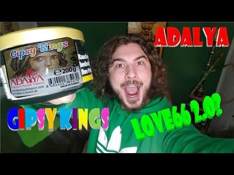 ADALYA GIPSY KINGS 🍉🍋🍈🍊 #love66 2.0? | ShishaKeule