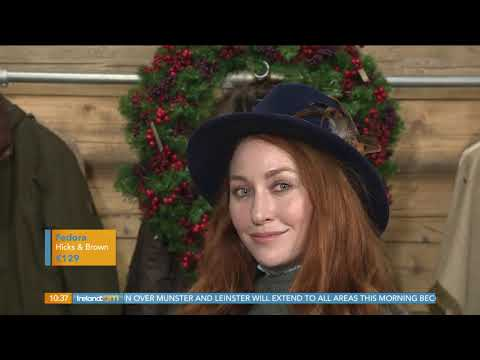 Ireland AM live from RED MILLS Kilkenny - fashion part 2